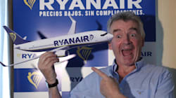 El gesto de Ryanair tras los