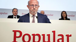 El rally bajista del Banco Popular en