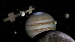 La ESA revela el aspecto de la sonda que viajará hacia Júpiter en