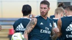 El parecido razonable de Sergio Ramos en 'The Best' que se te ha pasado por