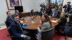 Reunión PP y Ciudadanos en Andalucía: