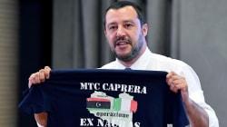 Salvini apuesta por centros de migrantes en las fronteras externas de