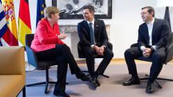 Sánchez pacta con Merkel quedarse con los refugiados que devuelva