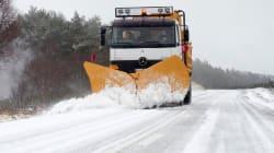 Por si tienes que coger el coche: así va afectar la nieve a tu