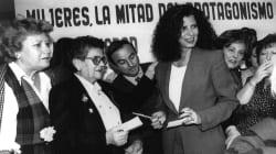 Carmen Alborch: política pionera, luchadora feminista y alma de