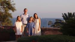 Los Reyes y sus hijas trasladan el posado de verano al Palacio de la