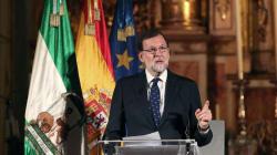 """El aviso de Rajoy a Torra: """"El 155 ya no es un artículo de la Constitución, es un"""