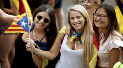 Los catalanes menores de 35 años son más independentistas que sus