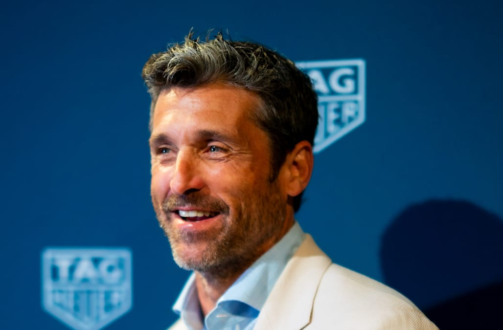 Patrick Dempsey On His Love For Watches And His Passion For Car