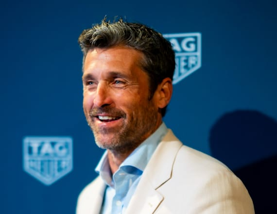 Patrick Dempsey on his love for watches
