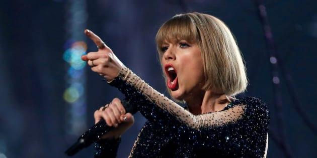 Imagen de archivo de Taylor Swift.