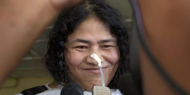 Irom Sharmila.