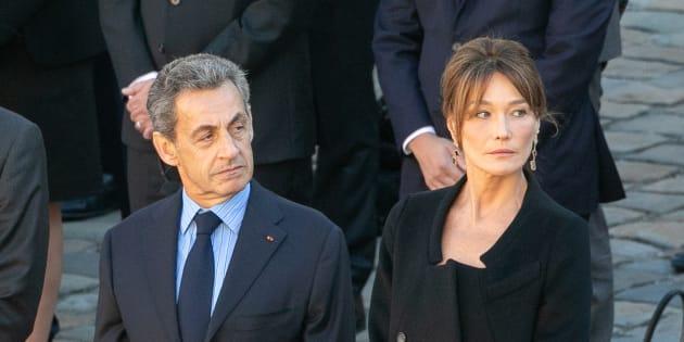 Carla Bruni |   Non conosco Cesare Battisti e mio marito non l' ha protetto