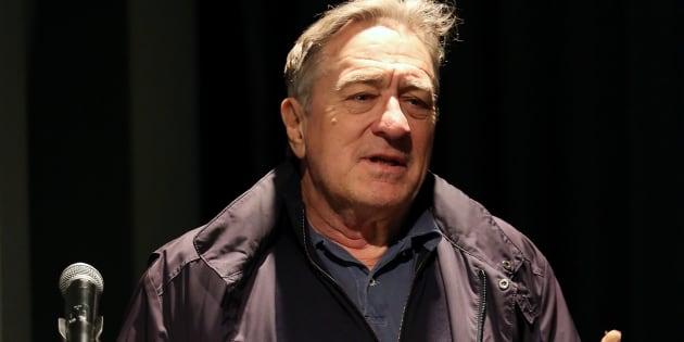 Robert De Niro Sen Prend Trump Et Regrette Venir Dun Pays Qui Souffre Folie Temporaire