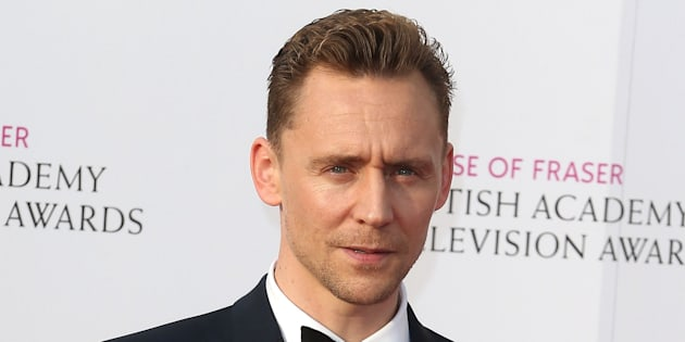 The name's Hiddleston... for now