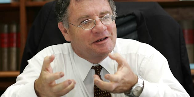 Judge Dennis Davis, chairperson of the Davis Tax Commission.