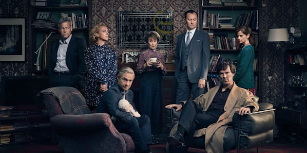 'Sherlock' comes to an end tonight
