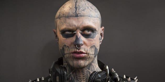 Zombie Boy : le mannequin et ami de Lady Gaga s'est suicidé