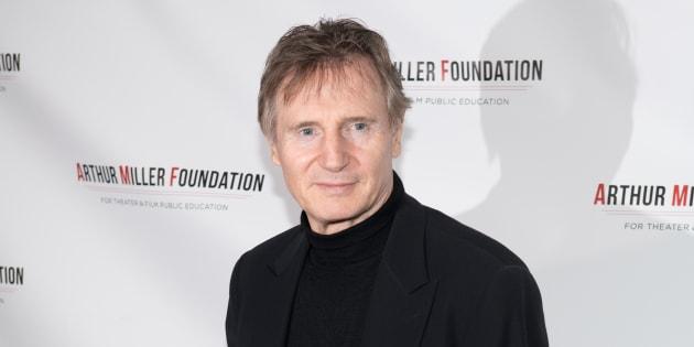Liam Neeson réagit à la polémique: