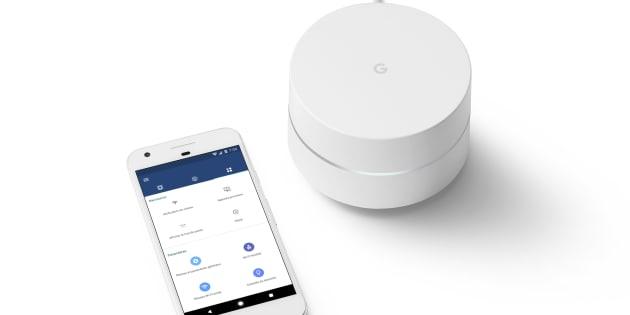 On a testé le Google Wifi, le boitier qui va vous faire détester votre box