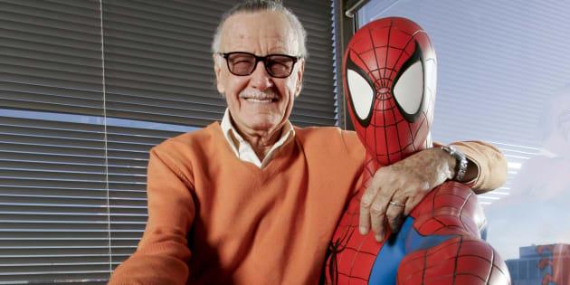 Prima di morire Stan Lee ha creato un ultimo, nuovo superero