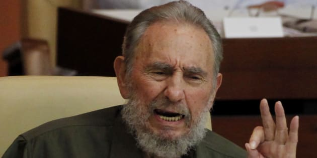 Fidel Castro en 2010 (illustration)