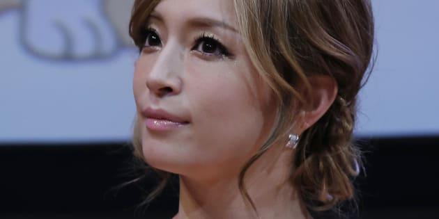 浜崎あゆみ( January 27, 2014)