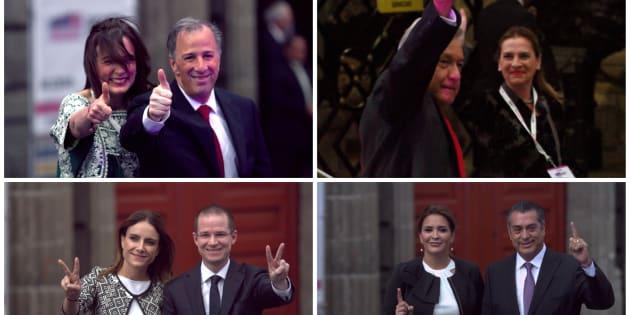 Debaten candidatos a la presidencia sobre democracia y pluralismo
