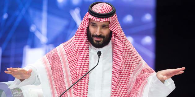 À l'occasion d'un forum économique qui se tenait à Ryad, le prince héritier d'Arabie saoudite s'est accordé une plaisanterie déroutante.