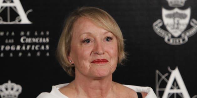 Fotografía de archivo del 18 de noviembre de 2016 de la presidenta de la Academia de cine, Yvonne Blake.