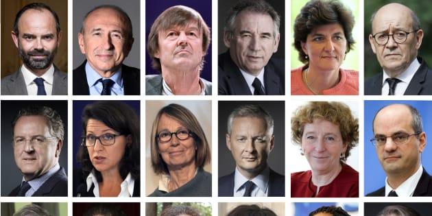 Gouvernement Philippe: Qui va s'occuper du tourisme, du logement et de tous ces autres ministères disparus?