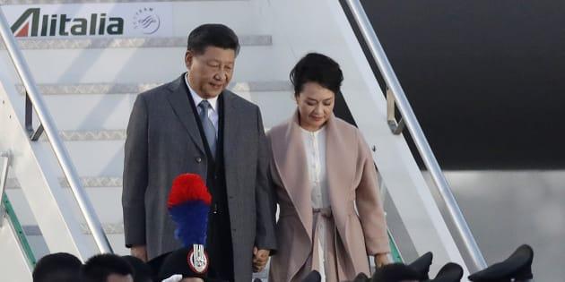 """Mattarella """"dominus"""" della visita di Xi Jinping. Salvini snobba l"""