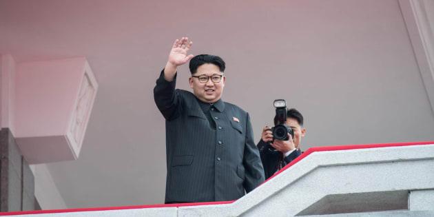 Imagen de archivo del líder norcoreano Kim Jong-Un.