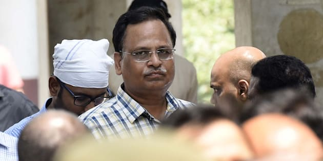 It's not dharna but 'satyagraha': Mishra over AAP junket controversy