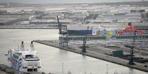 Los cruceros en el puerto de Barcelona que acogerán a agentes de las fuerzas de seguridad.