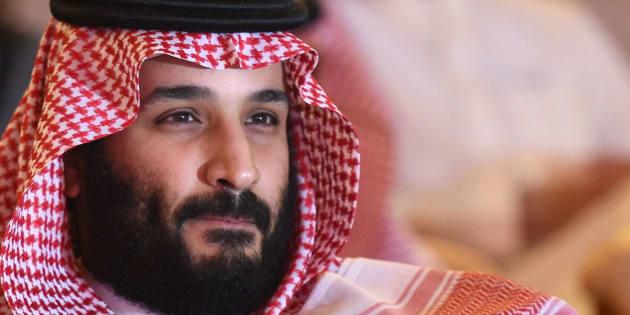 Imagen de archivo del príncipe heredero de Arabia Saudí, Mohamad bin Salmán.