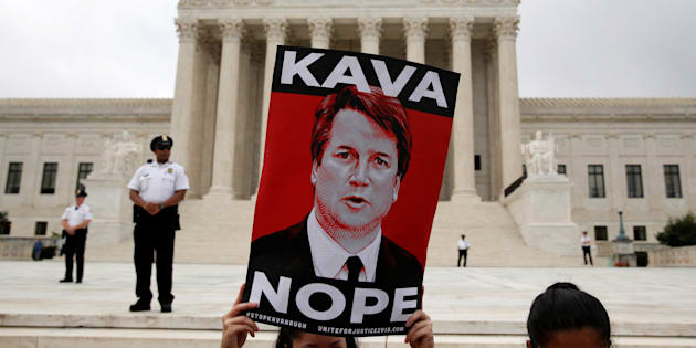 Kavanaugh accede al Supremo.