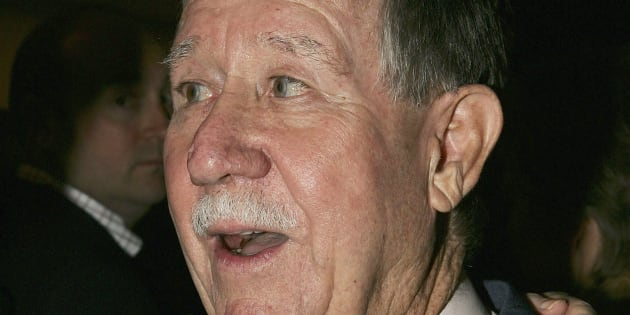 TV executive Reg Grundy  has died at his home in Bermuda