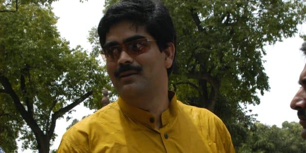 File photo of Mohammad Shahabuddin.