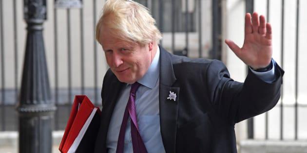 Boris Johnson, en una imagen de archivo.