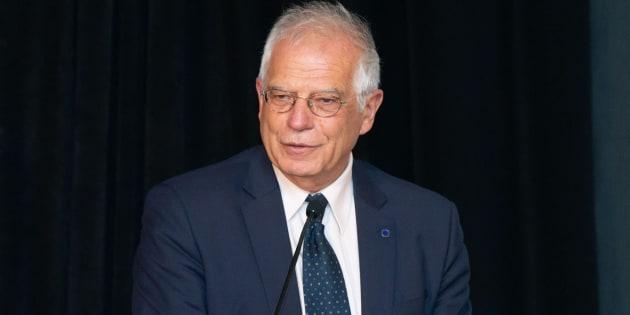 Imagen de archivo del ministro de Exteriores y Cooperación, Josep Borrell.
