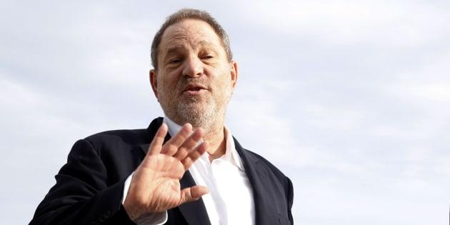 El productor de cine Harvey Weinstein, en una foto de archivo de 2015.