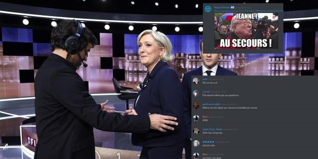 Sur Discord, Marine Le Pen ne convainc pas vraiment la Taverne des Patriotes