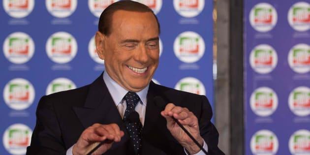 Imagen de archivo del ex primer ministro italiano Silvio Berlusconi.