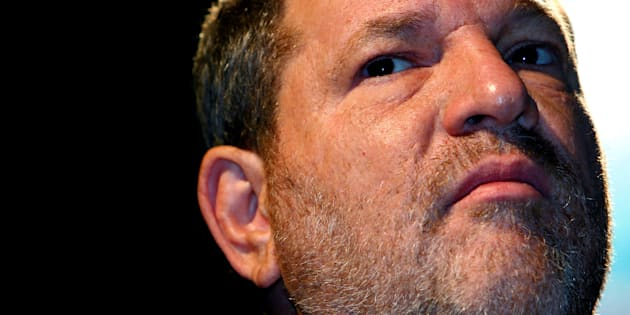 El productor Harvey Weinstein, en el Middle East International Film Festival en Abu Dhabi en octubre de 2007. REUTERS/Steve Crisp/File Photo
