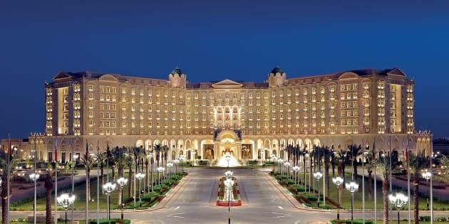 L'hôtel Ritz-Carlton fait actuellement office de prison pour les personnalités saoudiennes arrêtées.
