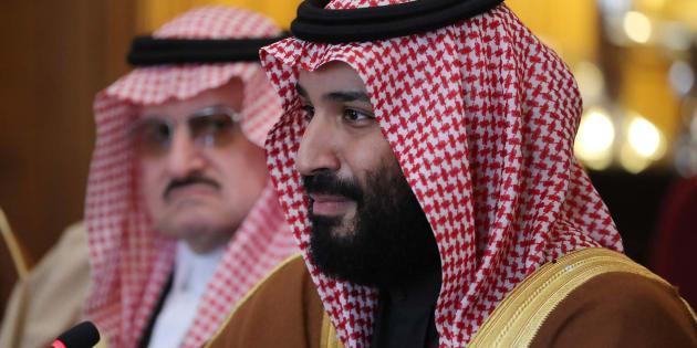 Imagen de archivo de Mohamed bin Salmán.