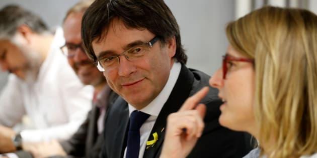 Puigdemont y Artadi