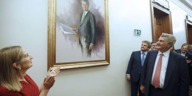 Ana Pastor y Jesús Posada