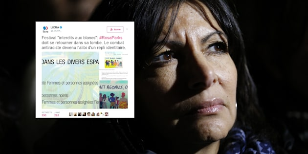 Anne Hidalgo demande l'interdiction d'un festival